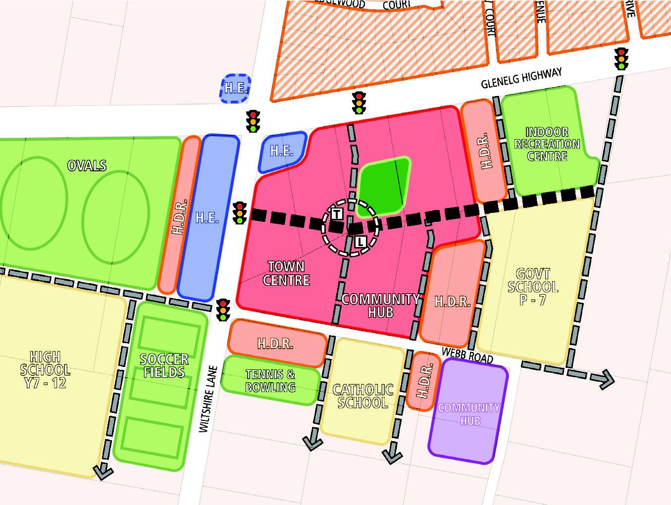 Ballarat West Activity Centre Urban Design Guidelines