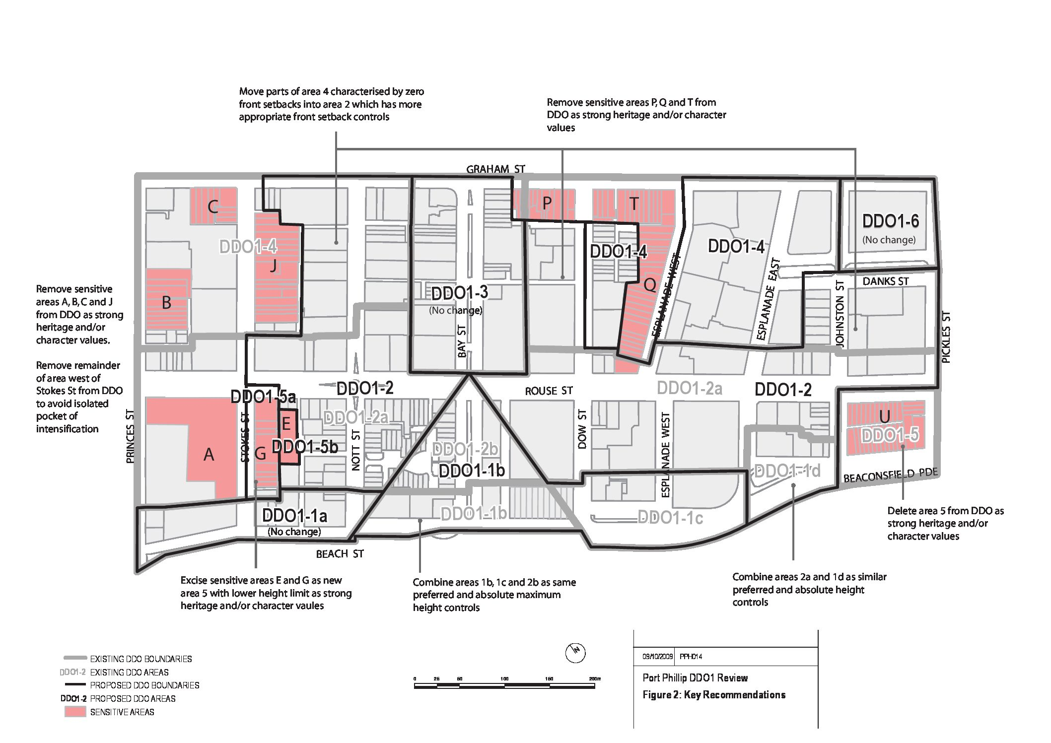 Port Melbourne Foreshore Built Form Review